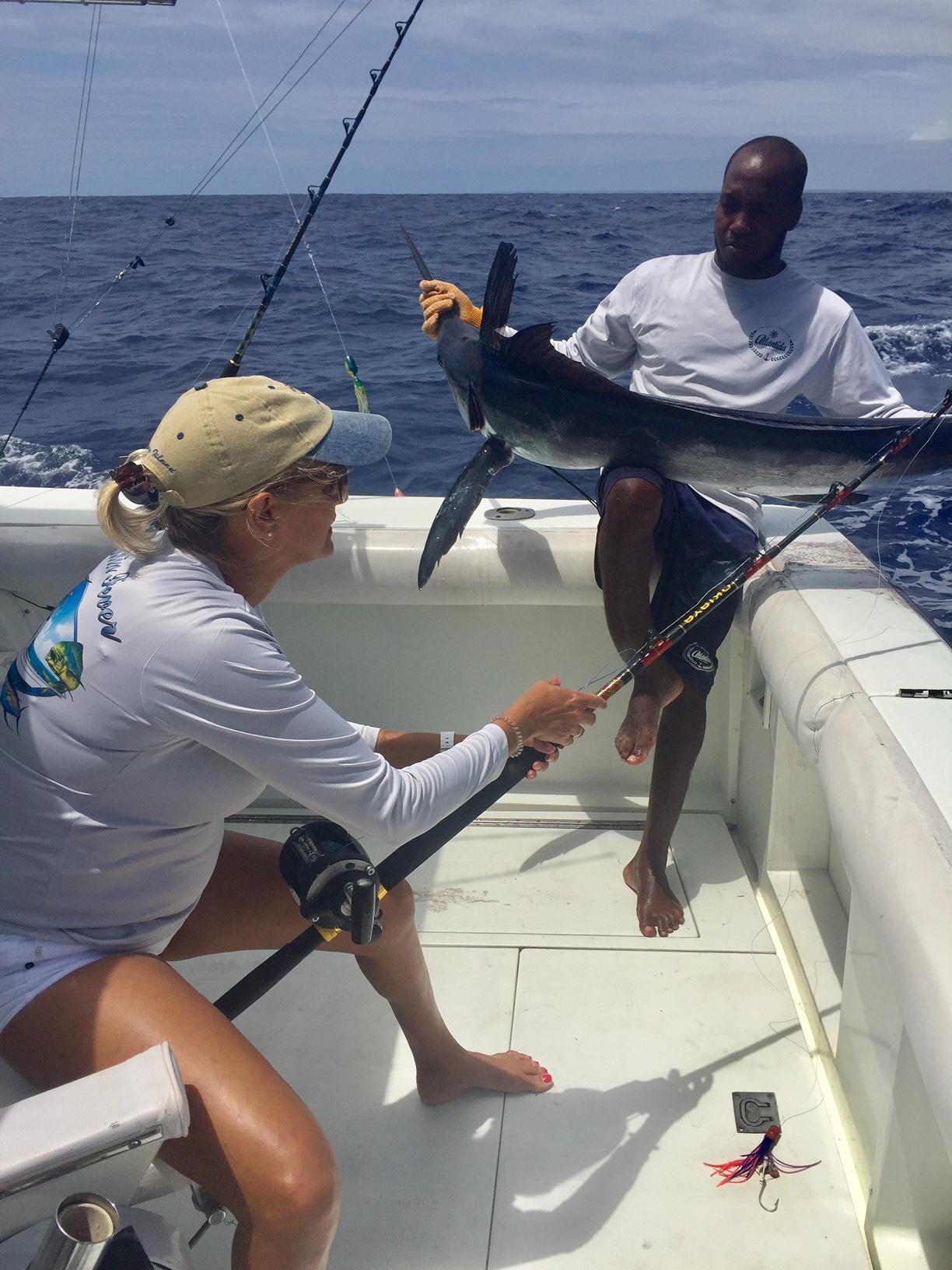 Marlin Fishing Punta Cana