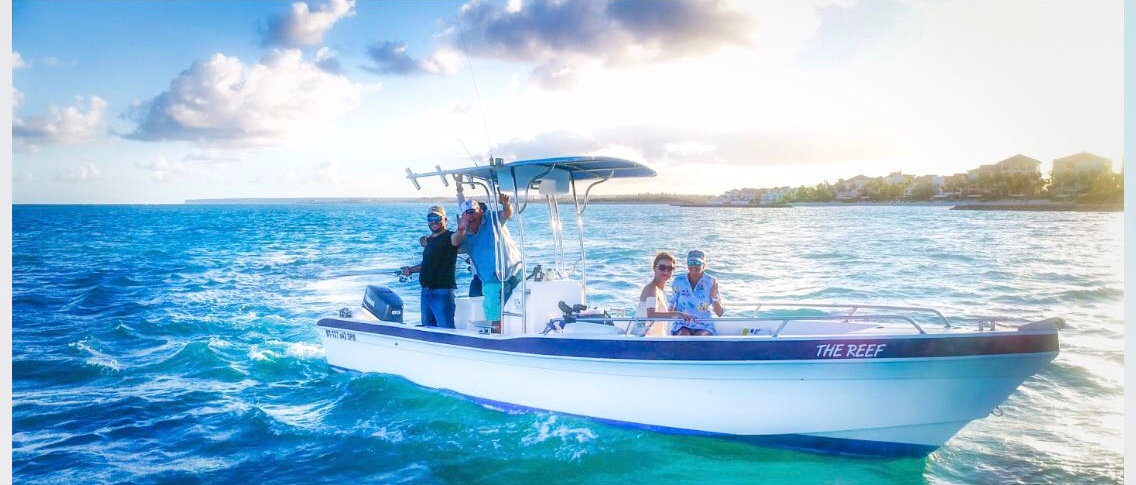 ¨The Reef¨ Boat Private Charter