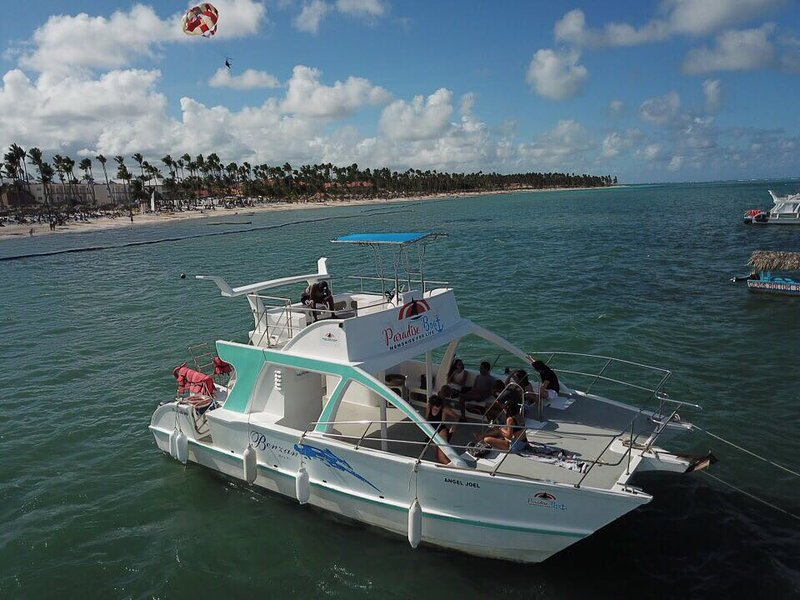 Private Catamaran Punta Cana
