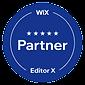 Insignia Wix Partner Legend | Insignia Wix Partner Leyenda