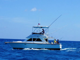 Deep sea Fishing Punta Cana — Atlantida Punta Cana Private Charter