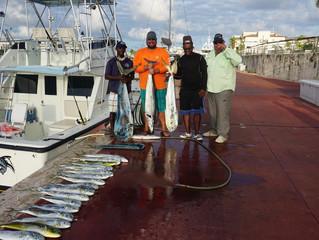 Punta Cana Fishing Tips!