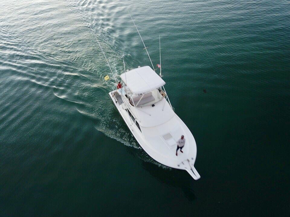 Bertram Boat
