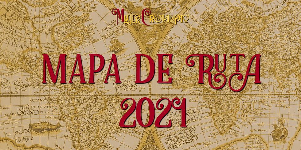 Mapa de Ruta 2021