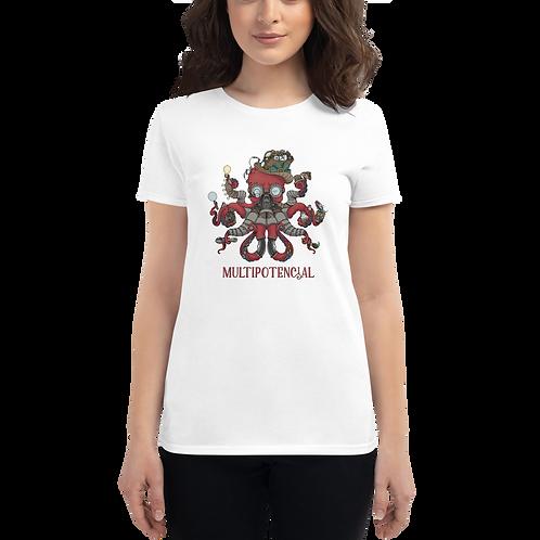 Multipotencial Women's short sleeve t-shirt