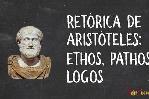 Retórica de Aristóteles. Mueve con tu mensaje
