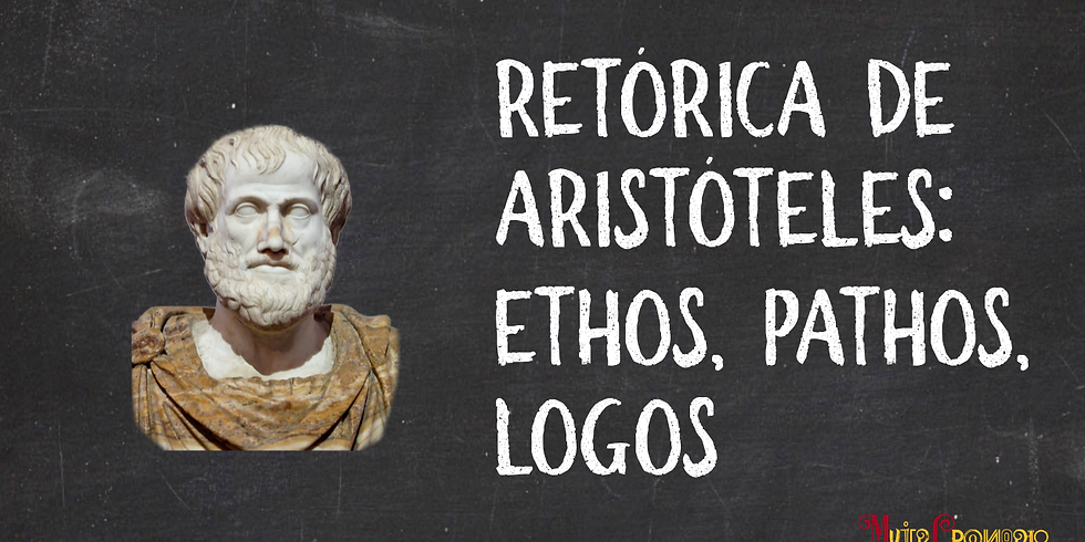 Masterclass. Retórica de Aristóteles: Ethos, Pathos y logos