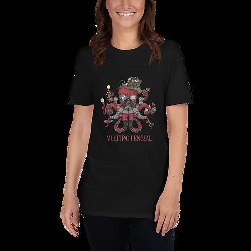 Multipotencial Short-Sleeve Unisex T-Shirt