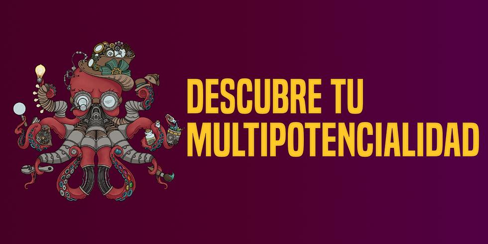 Soy multipotencial, ¿y ahora qué hago?