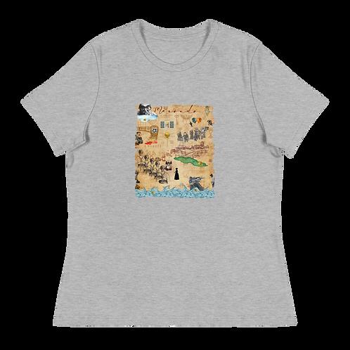 Macondo Women's Relaxed T-Shirt
