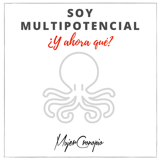 Soy Multipotencial