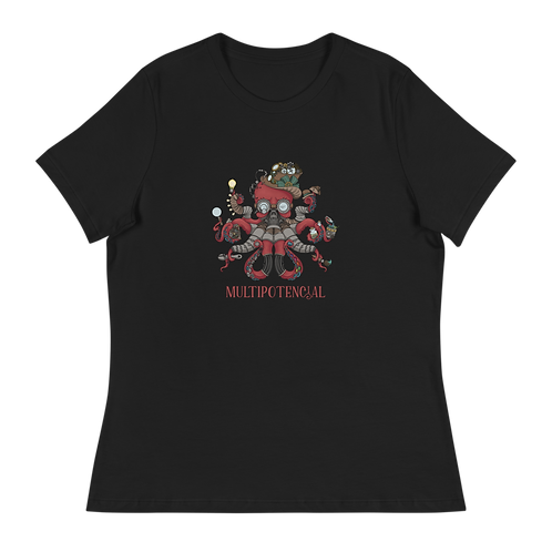 Multipotencial Women's Relaxed T-Shirt