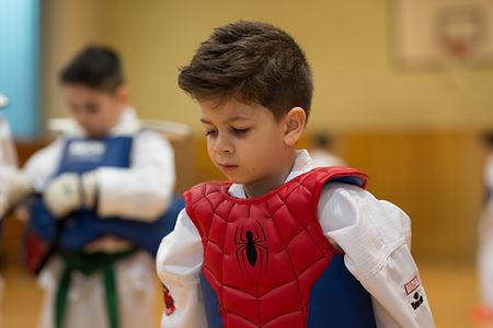 Marvel Taekwondo