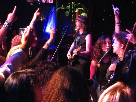 "Willie Nile Takes Us On An ""American Ride"""