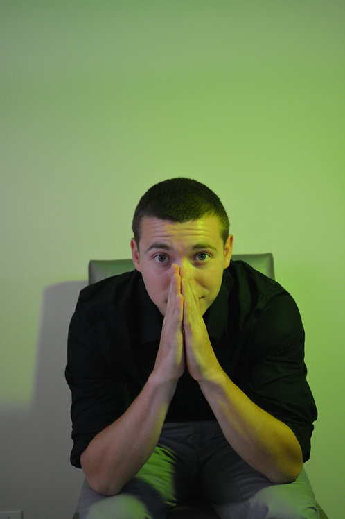 Cristian in Green