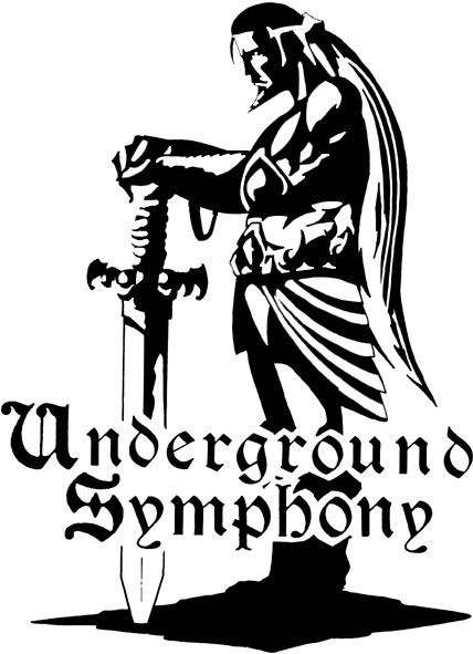 Sipario signs for Underground Symphony