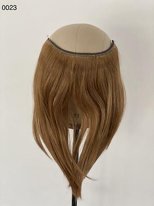 0023 HUMAN HAIR SANDY BLOND HAIR PIECE