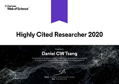 Web of Science_Highly Cited Researchers_