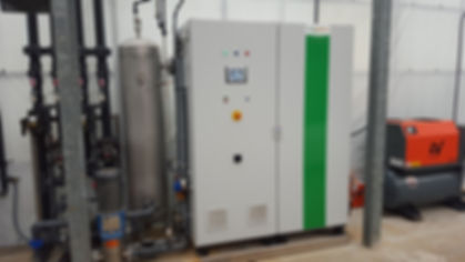 Aquazone 300 c/w 7.5Hp Screw Compressor