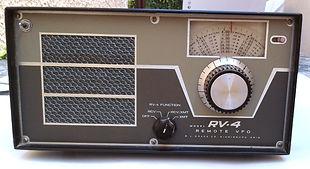 "DRAKE RV4, History of Amateur Radio, 4X4FW, Drake TR-4, Drake RV4, ICOM IC-746PRO, IC-22A, Soviet Army HF receiver R-311, Bao Feng UV-5RA, Lafayette Desk Microphone 99-4607, MFJ-864, Bencher BY-1, Vibroplex ""Original"" Semi-Automatic Key, J-37 Key, Butternu"