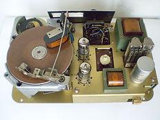 ALIBIPHON VA 58 (1957), Telephone answering machines collection, ALIBICORD  (1964), ALIBIPHON VA 58 (1957), Alibicord, A-Zet, A-Zet C, Alibicord 3, Alibicord 34, Phone-Mate 440S, Sanyo M-139N, Sanyo TAS-1000, Pnasonic Easa-Phone KX-T1418, Sanyo TAS 34
