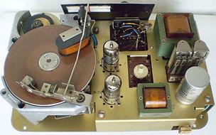 Alibiphone VA 58 1957 The Ipsophone of Willy Muller - telephone answering history, Alibiphon, Alibicord, Alibinota, A-Z-Zet, Alibiphonomat, Notatronic, Zet-Com, Alois Zettler GmbH, Compact-Cassette- telephone answering history,