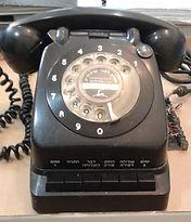 TELRAD Master Telephone for 2 eCollection of historic telecom equipTelecom milestones, telecom history, virtual museum, Amateur Radio, Telephone Answering, Telegraph history, Telephone History, Vacuum Tubes History, Telephone xtrensions Model 116/10 1968,