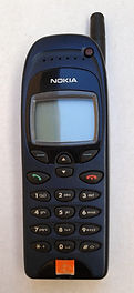 NOKIA 6150, MOTOROLA Dyna Tac 8000X, Cellular Phone history, Mobile Telephone History, Cellular phones collection, Nokia 6150, Motorola Talk About, Nokia 3510