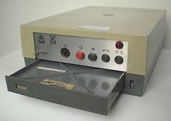 A-ZET C. Telephone answering machines collection, ALIBICORD  (1964), ALIBIPHON VA 58 (1957), Alibicord, A-Zet, A-Zet C, Alibicord 3, Alibicord 34, Phone-Mate 440S, Sanyo M-139N, Sanyo TAS-1000, Pnasonic Easa-Phone KX-T1418, Sanyo TAS 34, Sanyo YAS 71K,