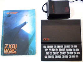 SINCLAIR ZX81, Collection of computers calculators and office equipment, SINCLAIR ZX81, HP iPAQ 1945 pocket PC, Sliding rule NESTLER 0123 Riez,Zeny LC-200, Zeny SR-100,Casio fx-3600P, Casio SF-7000, Citizen CX-75, Seiko EK450J, Seiko DA71K, Remington Envoy