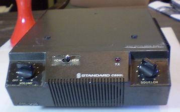 "VHF-FM Radios collection, MOTOROLA ""WALKIE - TALKIE"" P31-4, JRC JAA - 5011A, VHF/FM Walkie-Talkie, Motorola HT-200, Standard Radio SR-C730, SR-C830, SR-C831, SR-C803, SR-C890, Lafayette SC-D12, Motor0la GP350, MH-70, P-43, Max Trac, MAXAR, E.F. Johnson LTR"