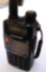"BAO FENG 5 Watts VHF-UHF History of Amateur Radio, 4X4FW, Drake TR-4, Drake RV4, ICOM IC-746PRO, IC-22A, Soviet Army HF receiver R-311, Bao Feng UV-5RA, Lafayette Desk Microphone 99-4607, MFJ-864, Bencher BY-1, Vibroplex ""Original"" Semi-AFM Handie-Talkie,"