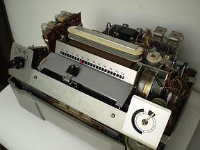 Zettler Alibicord 1964 - telephoThe Ipsophone of Willy Muller - telephone answering history, Alibiphon, Alibicord, Alibinota, A-Z-Zet, Alibiphonomat, Notatronic, Zet-Com, Alois Zettler GmbH, Compact-Cassettene answering history,