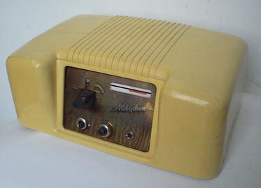 Alibiphon VA 58 1957 - teleThe Ipsophone of Willy Muller - telephone answering history, Alibiphon, Alibicord, Alibinota, A-Z-Zet, Alibiphonomat, Notatronic, Zet-Com, Alois Zettler GmbH, Compact-Cassettephone answering history,