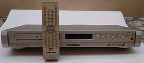 GRUNDIG CDV95T  DVD - CD - MP3 PLAYER