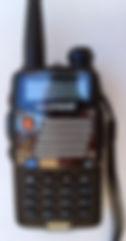 "BAO FENG 5 WaHistory of Amateur Radio, 4X4FW, Drake TR-4, Drake RV4, ICOM IC-746PRO, IC-22A, Soviet Army HF receiver R-311, Bao Feng UV-5RA, Lafayette Desk Microphone 99-4607, MFJ-864, Bencher BY-1, Vibroplex ""Original"" Semi-Atts VHF-UHF FM Handie-Talkie,"