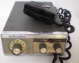 HALLICRAFTERS CB-12, CB RADIO Collection, Citizens Band Radio, Heathkit GW-12, Halicrafters CB-17,CB-12, Lafayette HB-23, Realistic TRC-11, Lafayette Micro-66, Zodiac Mini-6, Panasonic J-3250, Realistic TRC-434, Lafayette Dyna-Com3, Dyna-Com 3A, Dyna-Com 5