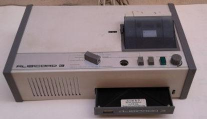 ALIBICORD 3, Telephone answering machines collection, ALIBICORD  (1964), ALIBIPHON VA 58 (1957), Alibicord, A-Zet, A-Zet C, Alibicord 3, Alibicord 34, Phone-Mate 440S, Sanyo M-139N, Sanyo TAS-1000, Pnasonic Easa-Phone KX-T1418, Sanyo TAS 34, Sanyo YAS 71K,