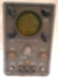"EICO  430  GENERAL PURPOTest and Measurement Instruments collecyion,""Range-Doubler"" KRT-500, EICO 430 oscilloscope, BC-221 frequency MeterSE 3"" OSCILLOSCOPE,"