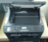 BROTHER MFC-7860DW, Collection of computers calculators and office equipment, SINCLAIR ZX81, HP iPAQ 1945 pocket PC, Sliding rule NESTLER 0123 Riez,Zeny LC-200, Zeny SR-100,Casio fx-3600P, Casio SF-7000, Citizen CX-75, Seiko EK450J, Seiko DA71K, Remington