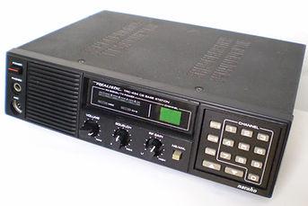 REALISTIC  TRC - 434 Base StatiCB RADIO Collection, Citizens Band Radio, Heathkit GW-12, Halicrafters CB-17,CB-12, Lafayette HB-23, Realistic TRC-11, Lafayette Micro-66, Zodiac Mini-6, Panasonic J-3250, Realistic TRC-434, Lafayette Dyna-Com3, Dyna-Com on,