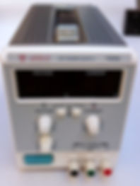 "Test and Measurement Instruments collecyion,""Range-Doubler"" KRT-500, EICO 430 oscilloscope, BC-221 frequency Meter"