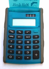 Collection of computers calculators and office equipment, SINCLAIR ZX81, HP iPAQ 1945 pocket PC, Sliding rule NESTLER 0123 Riez,Zeny LC-200, Zeny SR-100,Casio fx-3600P, Casio SF-7000, Citizen CX-75, Seiko EK450J, Seiko DA71K, Remington Envoy III typewriter
