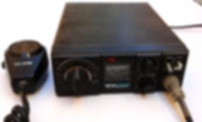 "ICOM IC-22A  10 WattsHistory of Amateur Radio, 4X4FW, Drake TR-4, Drake RV4, ICOM IC-746PRO, IC-22A, Soviet Army HF receiver R-311, Bao Feng UV-5RA, Lafayette Desk Microphone 99-4607, MFJ-864, Bencher BY-1, Vibroplex ""Original"" Semi 2m Mobile Transceiver,"