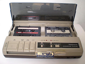 SANYO TAS 1000, Telephone answering machines collection, ALIBICORD  (1964), ALIBIPHON VA 58 (1957), Alibicord, A-Zet, A-Zet C, Alibicord 3, Alibicord 34, Phone-Mate 440S, Sanyo M-139N, Sanyo TAS-1000, Pnasonic Easa-Phone KX-T1418, Sanyo TAS 34, Sanyo YAS 7