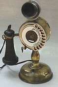Early Strowger rotary dial tNecessity is the Mother of invetion, Cooke and Wheatstone Needles Telegraph, Samuel Morse Telegraph, House Hughes and Phelps printing telegraph, Elisha Gray and Alexander Bell the telephone inventors, Almon Strowgeelephone,
