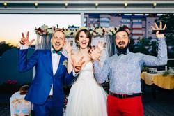 Ведущий на свадьбу Антон Скляр