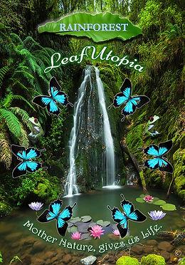 LeafUtopia Rainforest Retreat poster dow