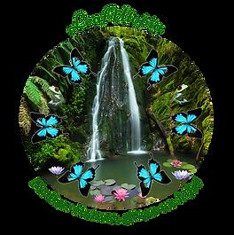 LeafUtopia Rainforest Retreat Mandala do
