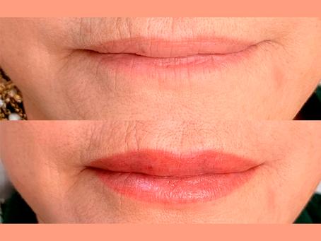 Micropigmentação em peles maduras